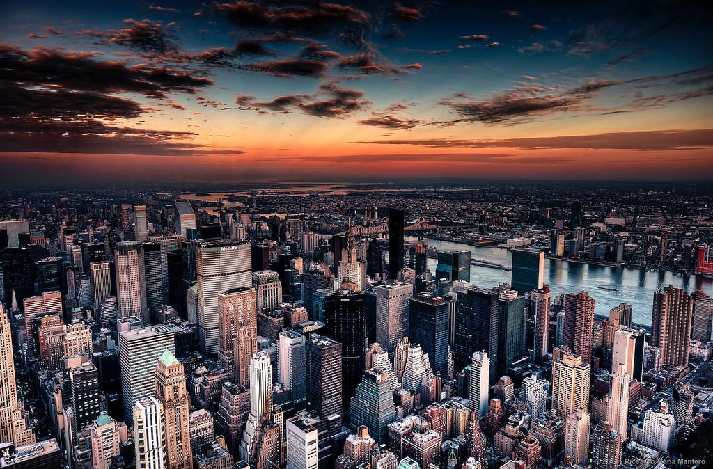 Северо-восток Манхэттена
