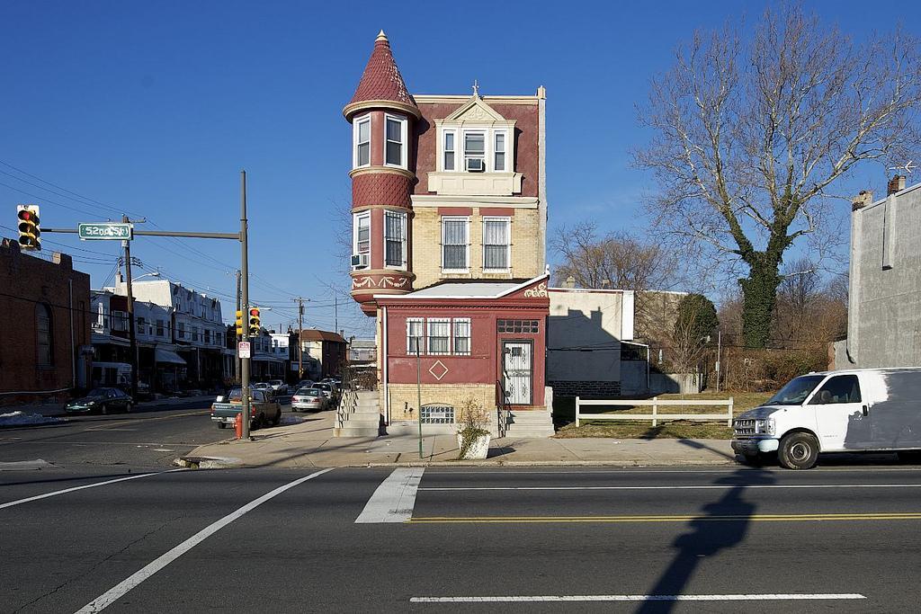 Архитектура Филадельфии