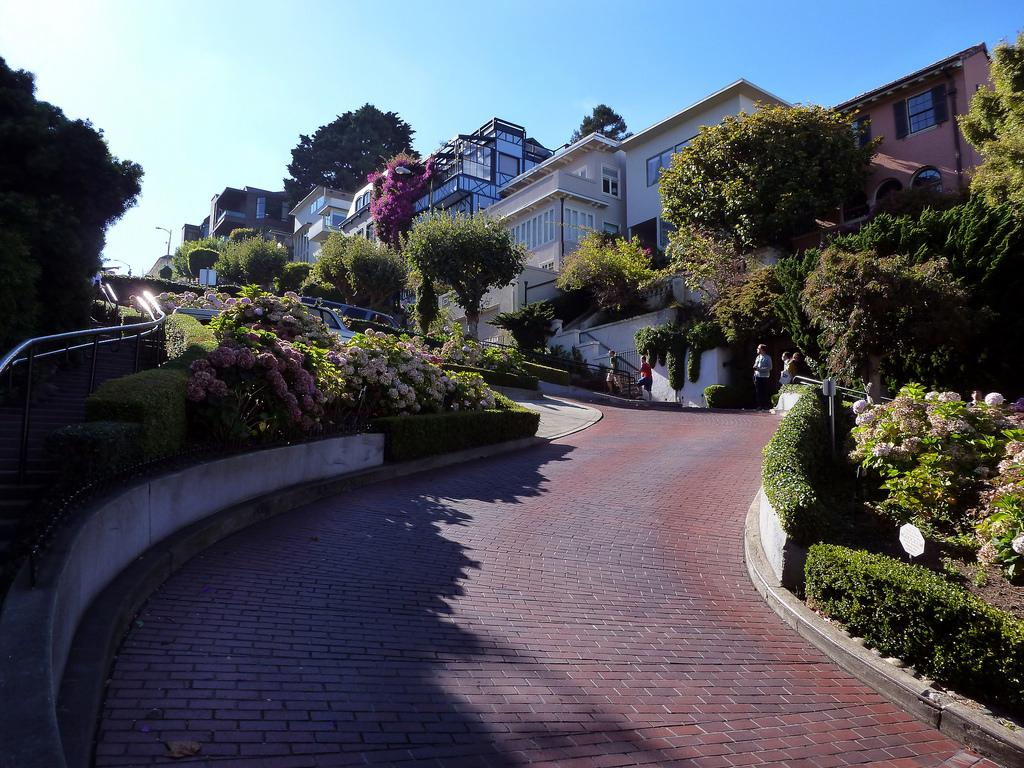 Рашен-хилл, Сан-Франциско