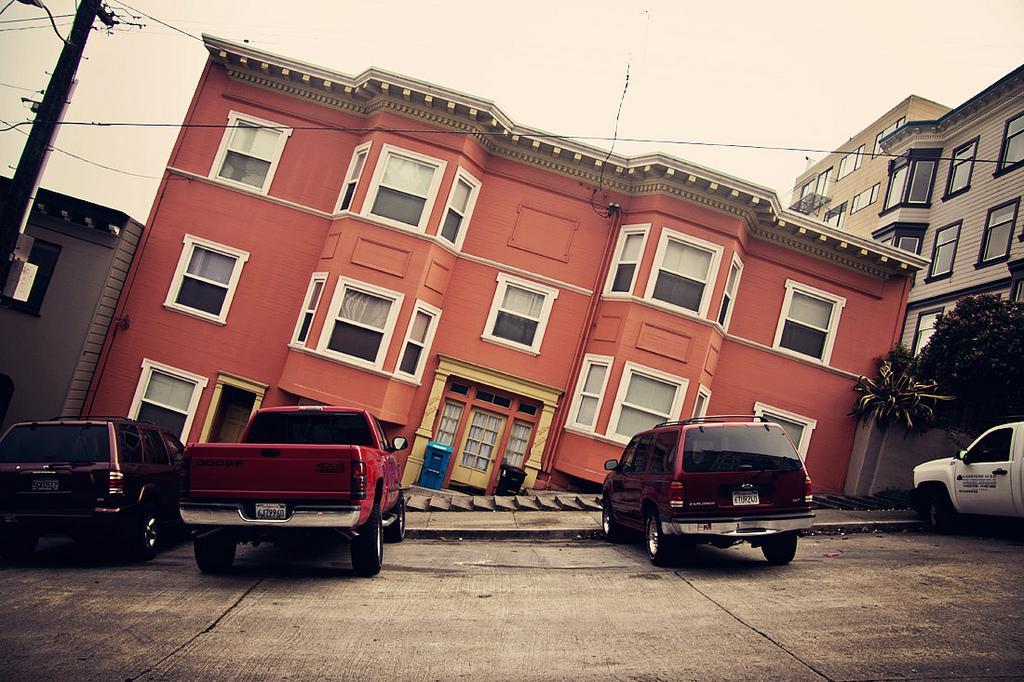 Улицы Сан-Франциско
