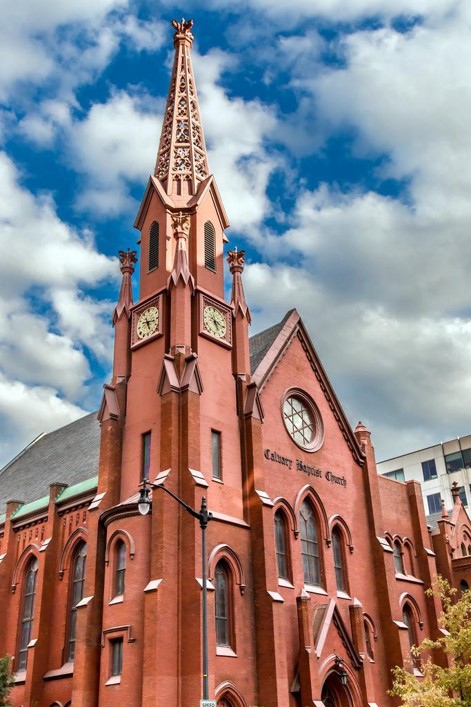 Баптисткая церковь