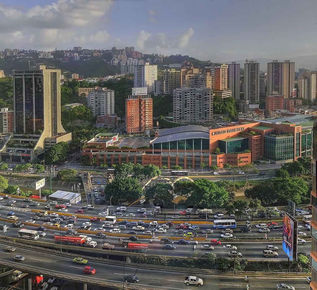 Панорама Каракаса