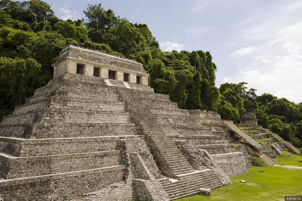 Храм надписей